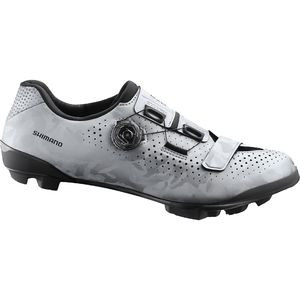 RX8 Mountain Bike Shoe - Men's Silver, 48.0 - Good
