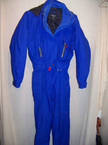 Schoffel Gore-tex Two Piece Ski Suit, WM Small 6
