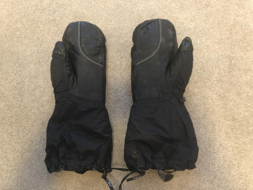 Outdoor Research Alti Mitts - Men's Large