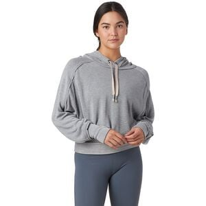 Ready Go Hoodie - Women's Heather Grey, M - Excellent