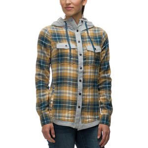 Reagan Flannel Shirt - Women's Chamois, M - Excellent