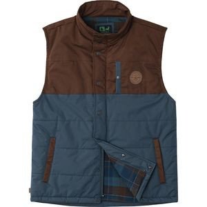 Ottawa Vest - Men's Blue, XL - Good