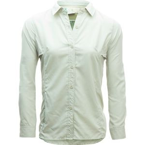 BugsAway Viento Shirt - Women's Light Stone, XL - Excellent