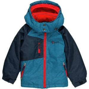 Colorblock Ski Jacket - Boys' Seaport, 3 - Excellent