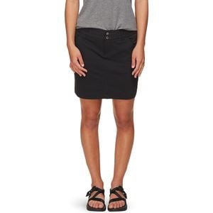 Saturday Trail Skort - Women's Black, 8 - Excellent
