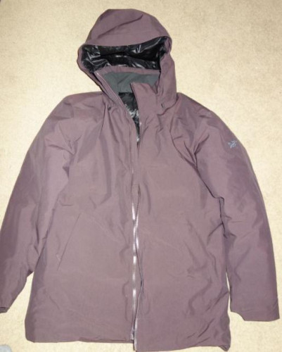 Men's Arc'teryx Camosun Jacket, Size Large, Flux Color
