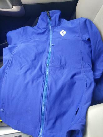 Black Diamond Women's Dawn Patrol Jacket  XS