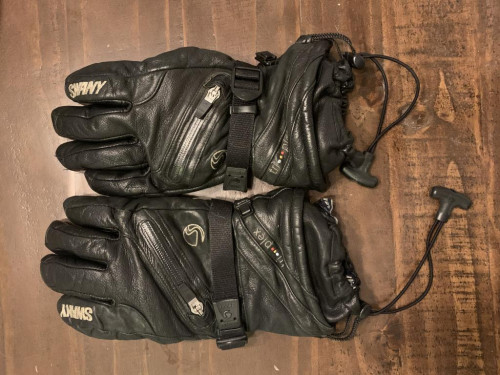 Swany X-Cell II Gloves - Men's US-XL EUR 9.5