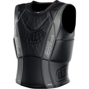 3900 Ultra Protective Heavyweight Vest Solid Black, S - Good