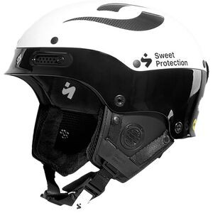 Trooper II SL MIPS Helmet Gloss White/Gloss Black, L/XL - Good