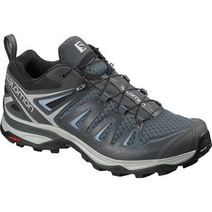 X Ultra 3 Hiking Shoe - Women's Stormy Weather/Ebony/Cashmere Blue, US 8.0/UK 6.5 - Good