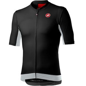 Vantaggio Jersey - Men's Light Black/Silver Gray, XL - Good