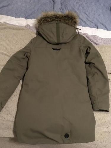 Womens Long Year Parka