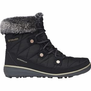 Heavenly Shorty Omni-Heat Boot - Women's Black/Kettle, 11.0 - Excellent