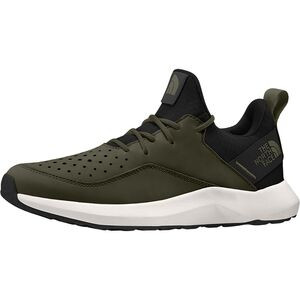 Surge Highgate LS Shoe - Men's New Taupe Green/Tnf Black, 11.0 - Excellent