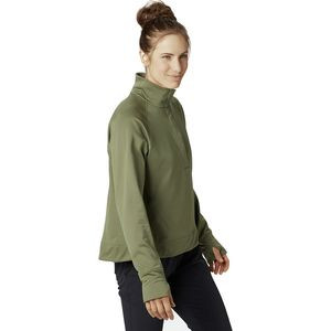 Norse Peak Pullover Fleece - Women's Light Army, L - Excellent