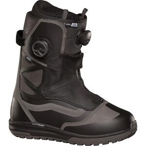 Verse Boa Snowboard Boot - Men's (Bryan Iguchi) Black/Gray, 10.0 - Fair