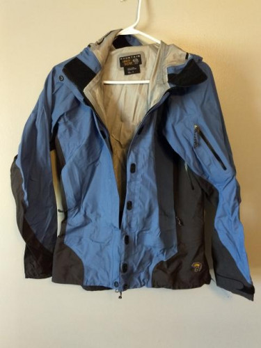 Mountain Hard Wear Women's Rain Jacket 8