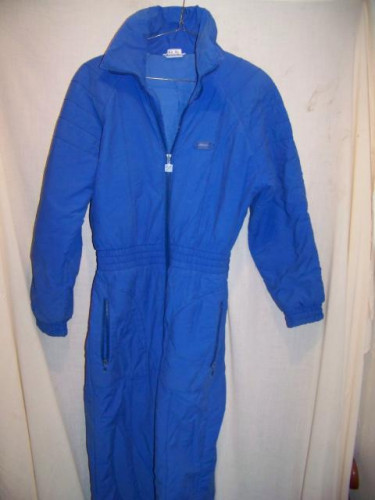 Ellesse Insulated One Piece Ski Suit, WM 10 Medium