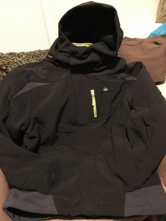 Snozu Performance boys Heavy Jacket