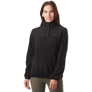 Cavanaugh Fleece Jacket - Women's Black, XS - Good