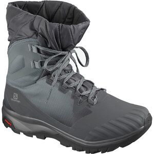 Vaya Powder TS CSWP Boot - Women's Ebony/Stormy Weather/Black, US 9.5/UK 8.0 - Good