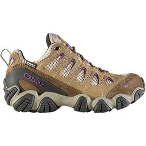 Sawtooth II Low B-Dry Hiking Shoe - Women's Violet, 8.0 - Good