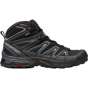 X Ultra 3 Mid GTX Hiking Boot - Men's Black/India Ink/Monument, US 14.0/UK 13.5 - Good