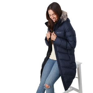 Montreaux Down Coat - Women's Midnight Navy, L - Like New