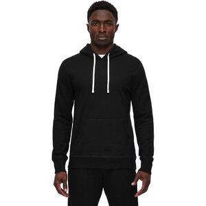 Midweight Pullover Hoodie - Men's Black, XL - Good