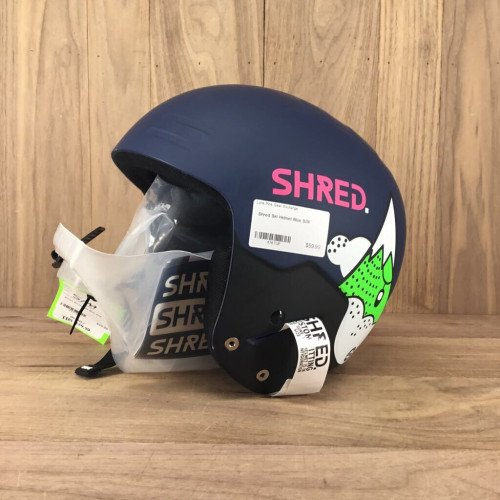 Shred Ski Helmet
