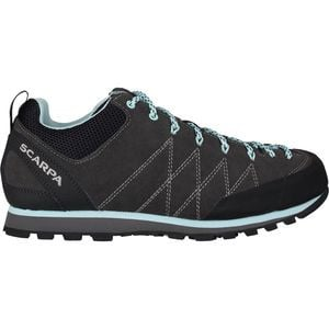 Crux Shoe - Women's Shark/Blue Radiance, 38.5 - Good