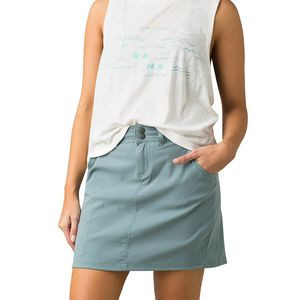 Halle Skort - Women's Smoky Blue, 6 - Excellent
