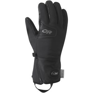 StormTracker Heated Sensor Glove Black, M - Good
