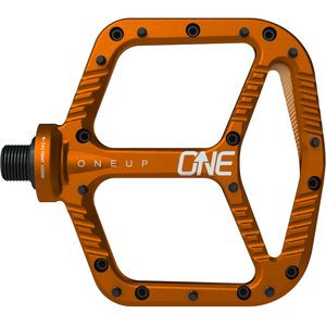 Aluminum Pedal Orange, One Size - Excellent