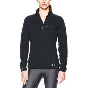 Wintersweet 1/2-Zip Fleece Pullover - Women's Black/Boulder, XS - Excellent