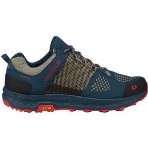 Breeze LT Low GTX Hiking Shoe - Women's Majolica Blue/Red Clay, 9.0 - Good