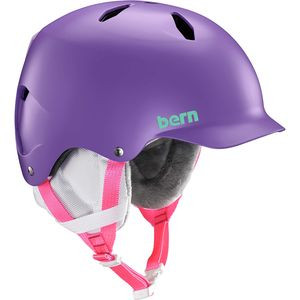 Bandito Helmet - Kids' Satin Purple, M/L - Good