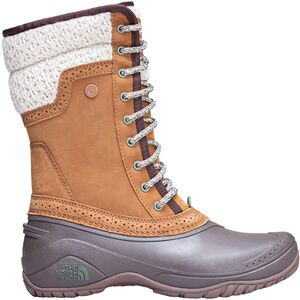 Shellista II Mid Boot - Women's Dachshund Brown/Demitasse Brown, 10.0 - Good