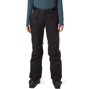 Freedom Insulated Pant - Women's Tnf Black, M/Reg - Good