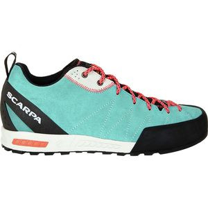 Gecko Approach Shoe - Women's Ice Fall/Coral Red, 38.0 - Good
