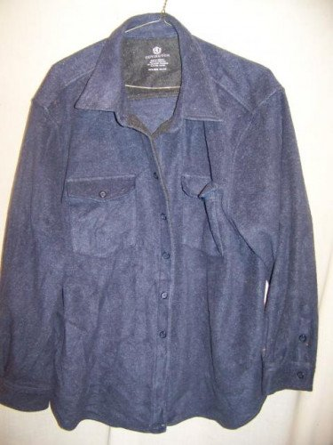 Campmor Poly Fleece Shirt, Mens XXLarge