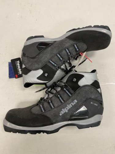 BRAND NEW Alpina BC 1050 BC Cross Country ski boot Size# 49