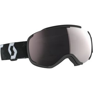 Faze II Amplifier Goggles Team Black/White/Illuminator Blue Chrome, One Size - Fair