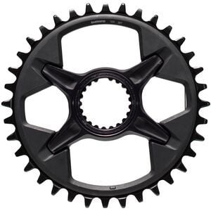 XT SM-CRM85 Direct-Mount Chainring BLack, 32t - Good