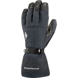 Soloist Glove Black, S - Good