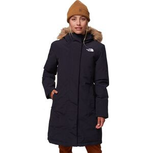 Arctic Down Parka - Women's Aviator Navy, M - Excellent