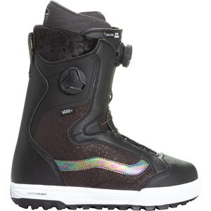 Encore Pro Boa Snowboard Boot - Women's Black/Iridescent, 5.5 - Fair