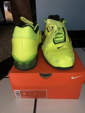Nike Romaleos 2 weight lifting shoes