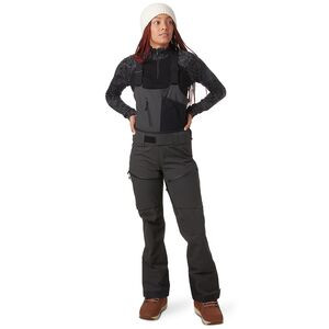 Cottonwoods Gore-Tex Bib Pant - Women's Pirate Black, S - Good